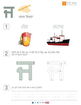Punjabi_Alphabets_Worksheets-page-13