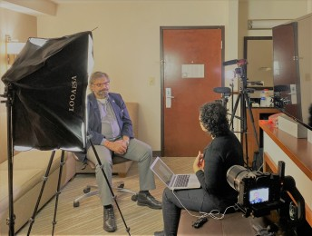 Teenaa Kaur interviewing Dr.Sanjay Jain, Oncologist based in Atlanta